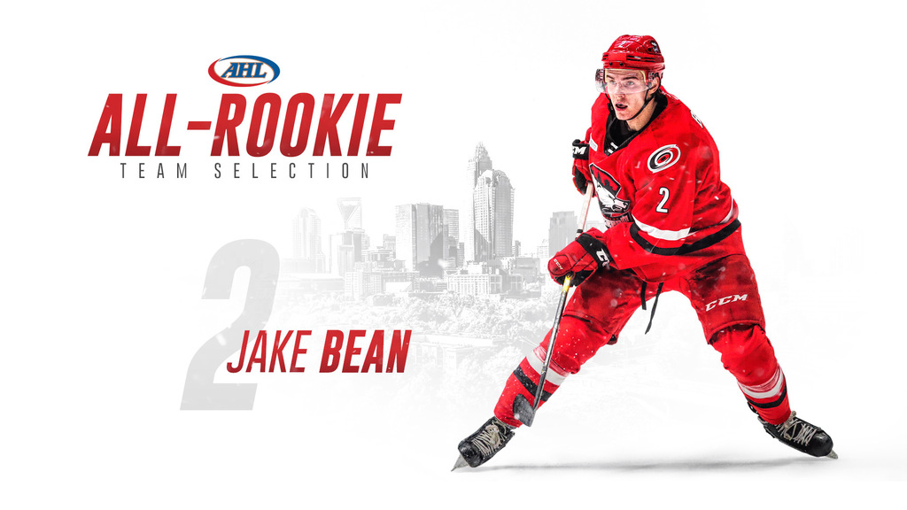 Jake Bean Named To 2018-19 AHL All-Rookie Team - Charlotte Checkers