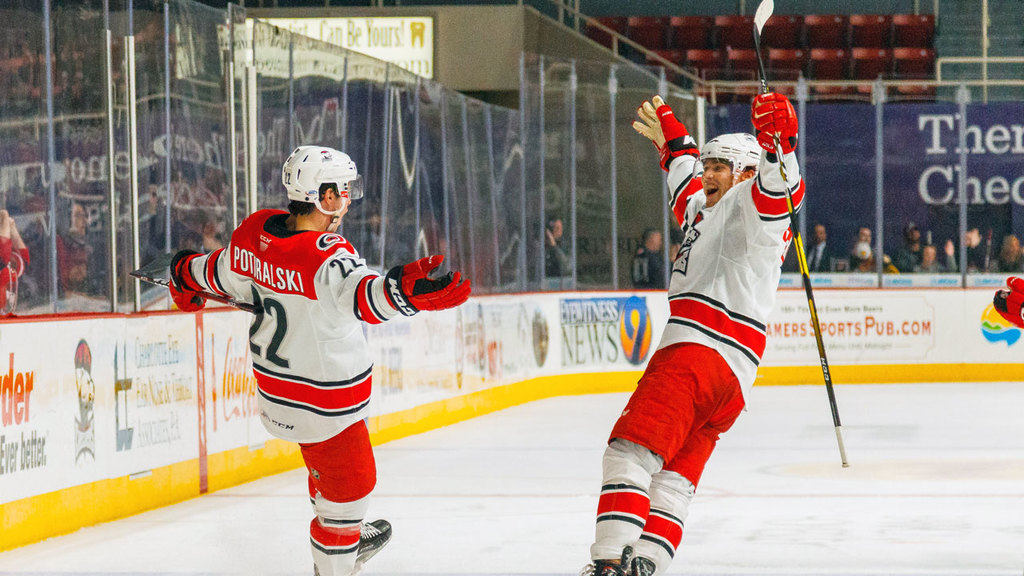 Checkers Beat Providence for Fifth Straight Win
