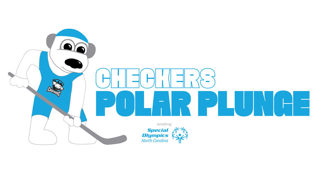 Charlotte Checkers Polar Plunge