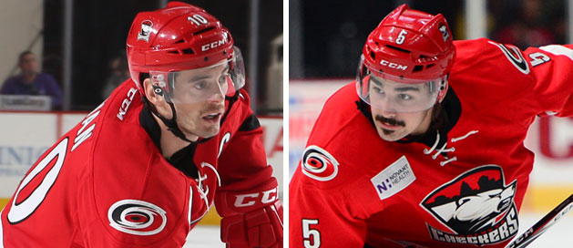 Derek Ryan, Trevor Carrick Selected for AHL All-Star Classic