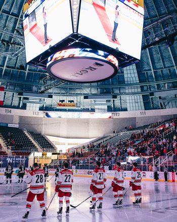 Charlotte Checkers vs. Iowa Wild
