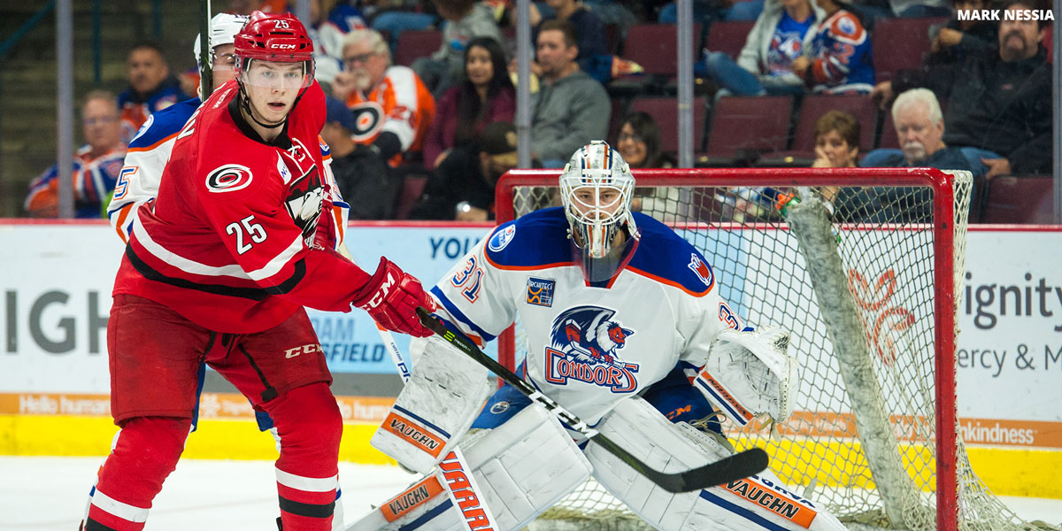 Charlotte Checkers at Bakersfield Condors