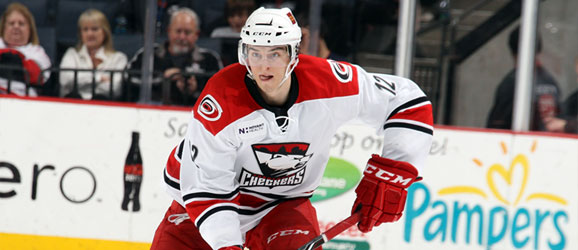 Brody Sutter Charlotte Checkers