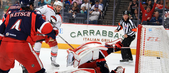 Charlotte Checkers Weekly Report