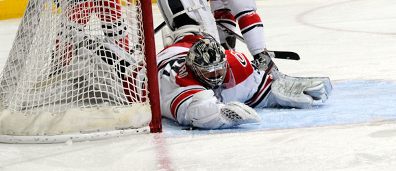 Rick DiPietro released by Charlotte Checkers