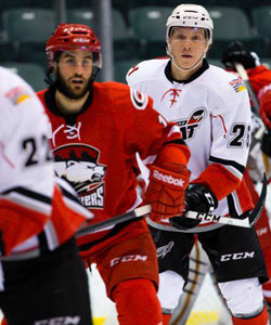 Charlotte Checkers vs. Abbotsford Heat